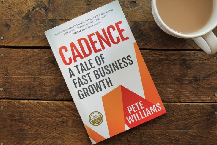 Cadence by Pete Williams book review roseanna sunley business books